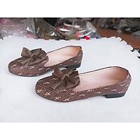 giày búp  bê nữ mũi vuông siêu xinh