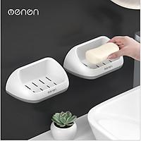 Khay Đựng Xà Bông Dán Tường OENON chất liệu nhựa ABS cao cấp - OE09