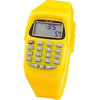 Đồng hồ thời trang nam nữ máy tính thông minh DH76
