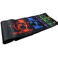 1 Miếng Lót Chuột, Bàn Di Chuột, mouse pad cỡ lớn APP.HN (80x30x0.3) - Giao Màu Ngẫu Nhiên - Hàng nhập khẩu