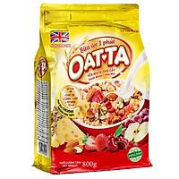Yến Mạch Trái Cây Hạnh Nhân Phô Mai Oatta