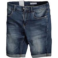 Quần short jeans nam , quần sort nam eo co dãn trơn lịch lãm mẫu J72 săn lai thiết kế phong cách thời thượng lôi cuốn dạo phố Julido thời trang hàn quốc trung niên