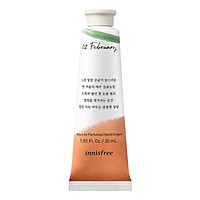 Kem Dưỡng Da Tay Innisfree Jeju Life Perfumed Hand Cream Tháng 02 - Hương Tangerine Farm 30ml - 131170728