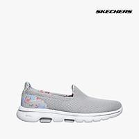 SKECHERS - Giày slip on nữ Go Walk 5 Flowery 124004-GYMT