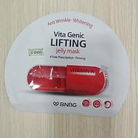 Bộ 10 Mặt nạ giấy  Vita Genic Lifting Jelly Mask 30ml