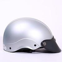Mũ bảo hiểm CHITA 1/2 CT31 - bạc sơn mờ