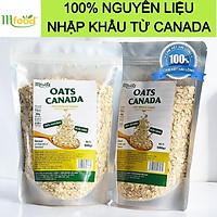 Yến Mạch Oats Canada Nguyên Chất túi 500g ( Nguyên Hạt )