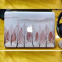 Ốp lưng bảo vệ cho Macbook in hình chiếc Lá mùa Thu