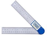 thước đo góc,đo độ điện tử 200mm 360 độ có sẵn pin