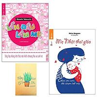 Combo Mẹ Nhật Thai Giáo và Lần Đầu Làm Mẹ ( Tặng Kèm Sổ Tay )