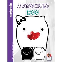 Lốc 10 quyển tập học sinh 96 trang Monocuro boo (Heo boo) - mẫu ngẫu nhiên