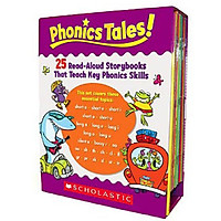 Phonics Tales: 25 Read-Aloud Storybooks That Teach Key Phonics Skills [With Teacher's Guide]