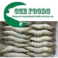 [Chỉ Giao HN] Tôm sú Cà Mau 25 đến 30 con Oze Foods - 1KG