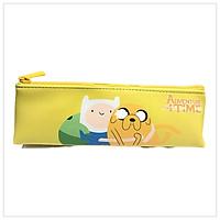 Bóp Viết Triangle - Adventure Time - Magic Channel - Màu Vàng