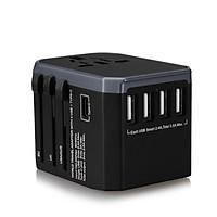 Ổ Cắm USB Đa Năng 3 in 1 Thư Ký Của Bạn - EarlDom LC9 - Hàng Chính Hãng