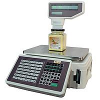 Cân điện tử in bill + in mã vạch Teki SA1 Hàng chính hãng