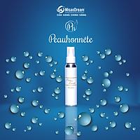 Xịt khoáng Peau honnête MIST SPRAY 100 ml (phiên bản màu trắng) -  Lotion giúp phục hồi da sạm nắng, siêu cấp ẩm và chống lão hóa