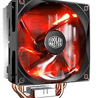 Tản nhiệt Fan CPU Cooler Master HYPER 212 LED - Hàng Chính Hãng