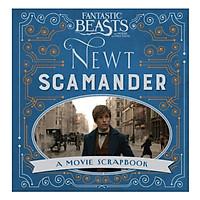 Harry Potter: Fantastic Beasts And Where To Find Them (Newt Scamander) (Hardback) Sinh vật huyền bí và nơi tìm ra chúng (English Book)