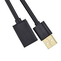 Cáp nối USB 2.0, 1 đầu đực, 1 đầu cái 2.0, mạ vàng - Hàng Chính Hãng