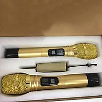 Micro Đầu Thu Hát Karaoke 8015 - Hàng Chính Hãng