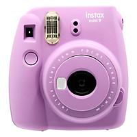 Máy Ảnh Selfie Lấy Liền Fujifilm Instax Mini 9 Smoky Purple - Hàng Chính Hãng