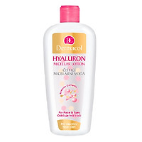 Lotion Tẩy Trang Dermacol Hyaluron Cleansing Micellar Lotion