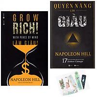 Combo làm giàu và quyền năng làm giàu (tặng kèm bookmark AHA)