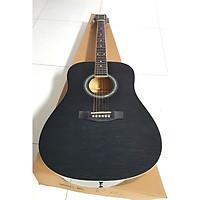 Đàn Guitar Acoustic cao cấp màu đen