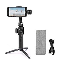 Smooth 4 3-Axis Handheld Brushless Gimbal Portable Stabilizer Integrated Control Panel Camera Mount for Smartphones