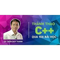 Khóa học CNTT - Thành thạo C++ qua 108 bài học UNICA.VN