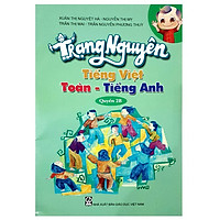 Trạng nguyên Tiếng Việt, Toán, Tiếng Anh 2B
