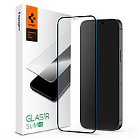Cường lực màn hình Spigen Glas.tR SLIM HD cho iPhone 12 Series - Hàng chính hãng