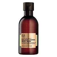 Gel Tắm The Body Shop Spa Of The World™ Balkan Junipe (250ml)