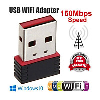 Well Price USB 2.0 Dongle Wireless USB Internet 802.11 B/G/N Network Adapters