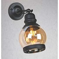 Đèn gắn tường trang trí kiểu công nghiệp hiện đại chao thủy tinh NV5103