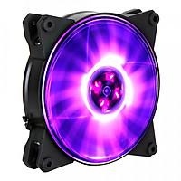 Quạt tản nhiệt MasterFan Pro 120 Air Flow RGB - Hàng Chính Hãng