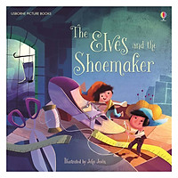 Usborne The Elves and the Shoemaker