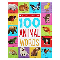 Scholastic 100 Animal Words