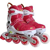 Giày  trượt Patin trẻ em  Cougar aS787 ( tặng bảo hộ tay chân)
