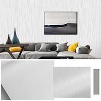 10m Decal giấy dán tường chống thấm nước có sẵn keo khổ 0.45m GDT_BTS16