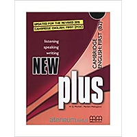 MM Publications: Sách học Tiếng Anh - New Plus Cambridge English: First (B2) Student's Book (Br)