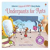 Usborne Listen and Learn Story Books : Underpants For Ants