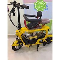 Ghế ngồi em bé gắn xe đạp, xe điện và xe đạp điện.