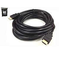 Cáp HDMI KM v1.4 (5m) 05019 ( bịch) , cáp hdmi dài 5m chuẩn 1.4 hiệu kingmaster-HÀNG CHÍNH HÃNG
