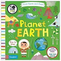 First Flaps And Facts: Planet Earth
