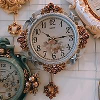 Đồng hồ treo tường 123