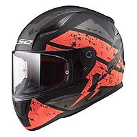 Mũ Bảo Hiểm FullFace LS2 RAPID FF353