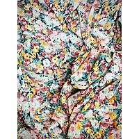 vải hoa dịu dàng xu hướng mới hiện đại VA01-1220