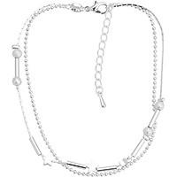 Lắc Chân Sao Băng Showfay Jewelry TA0006 - Bạc